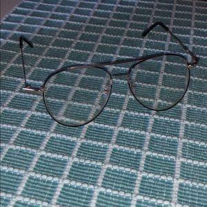 Aldo Clear Glasses